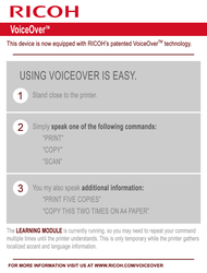 RICOH VoiceOver by DLIMedia