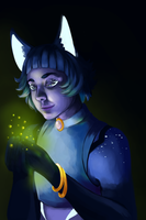 Fireflies by MidnightZone
