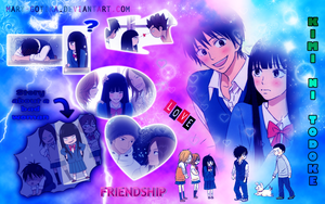 Kimi ni Todoke wallpaper 1 by Mary-Gotika