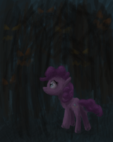 Pinkie Alone by QuintessantRiver