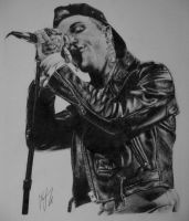 Jesse Rutherford by SinnDee