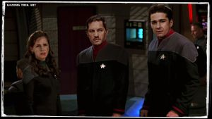 Emma Watson Tom Hardy Shia Labeouf Star Trek by gazomg