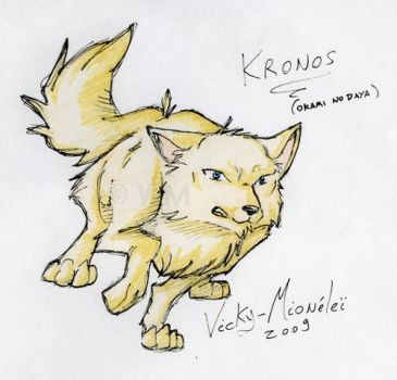 Kronos by Vicky-Mionelei