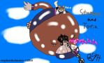 Stephen and Inflated Tofia (request) by stephenthehunter