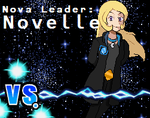 VS Team Nova Leader Novelle by Snivy101