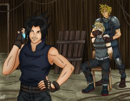 Operation Noctis 5 by Carnath-gid