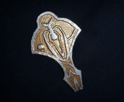 Cardassian Union Insignia badge thing by amybalot