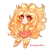 (AT) Sunny Glow! by scarletscreations