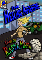 The Hesling Adventures Cover by Iddstar