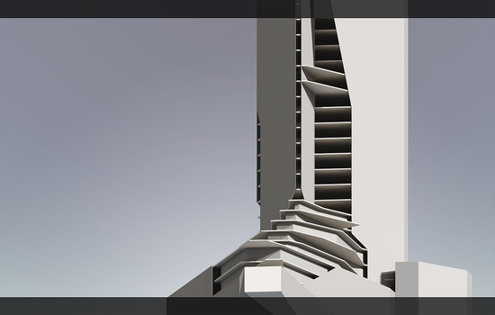Mirror's Edge-Esque Project WIP #1 by danielnoun