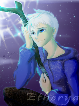 Cold Light, Clear Night by Aetherya