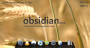 Obsidian for XWD 2.0 and 5.6 by emey87
