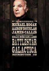 BSG True Grit poster by MekareMadness