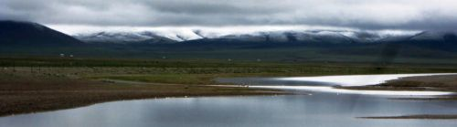 Namtso - the lake of Love by theVexed0ne