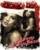Danielle Campbell Christmas Manip by yotoots