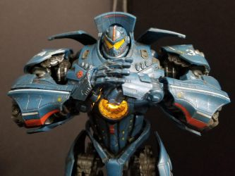 Gipsy Danger-closeup by Roguewing