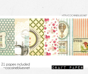 craft paper pack 01 by cocainebluesnet