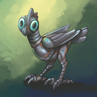 Metal Chicken by ANicB