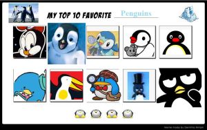 My favourite penguins meme x333 by ZommYippy