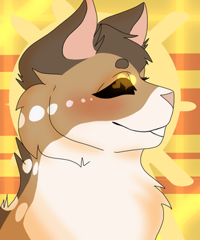 bust commission by r0lly-p0lly