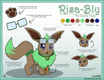 Risa-Bly Reference Sheet by MeMiMouse