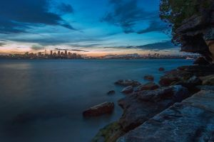 Sydney-Sunset by TarJakArt