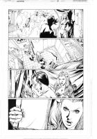 Aquaman test page 3 by MarkIrwin