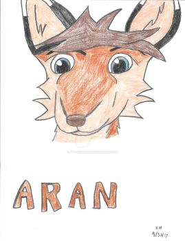 Aran - Free Practice Sketch by mythicalpizza