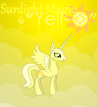 Sunlight Magic - poster by suxgio
