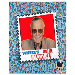 Where's Stan Lee by FrogGod1