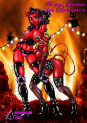 ChristmasTime in Hell by Artassassin