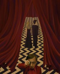 Fire walk with me - Twin Peaks by Okashy