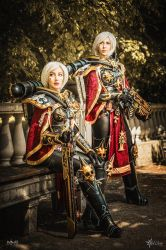 Adepta Sororitas by RedChaosCosplay