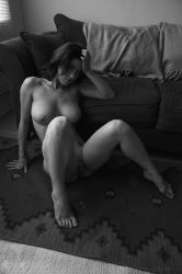 Kym, Sofa Nudes,  135 by photoscot