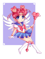 Sailor Chibi Chibi by SailorGigi