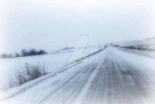 Long Cold Road Home by vampirexaristocrat