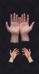Hands by 890136