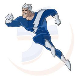 Quicksilver artwork by JTSEntertainment