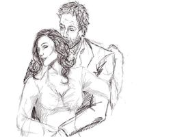 HUDDY OR DEATH by Sinister-Scribe