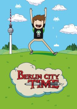 Berlin City Time by elpetito