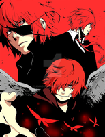 The Red by amaguri