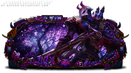 Jhin The Virtuoso - LoL by Ds-Bayern
