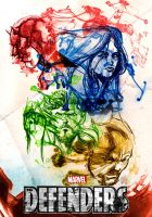 Defenders by Fpeniche