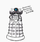 Dalek in Disguise by Pendragon-007