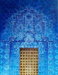 Blue - Moroccan by zachlost