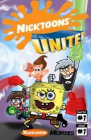 Nicktoons Unite! - Chapter #1 Issue #1 (Cover) by AleMon1097