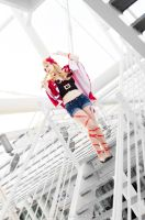 The False Diva: Sheryl Nome . Obelisk vs by Rael-chan89