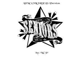 USC-NC SENIORS SHIRT proposal by np1