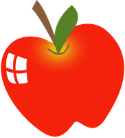 The Perfect Apple - Vector by TheSharp0ne