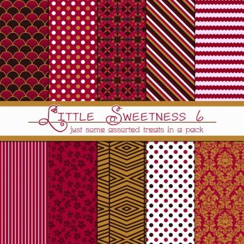 Free Little Sweetness 6 by TeacherYanie